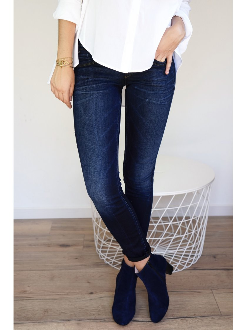 Jeans lynn mid skinny G-Star femme