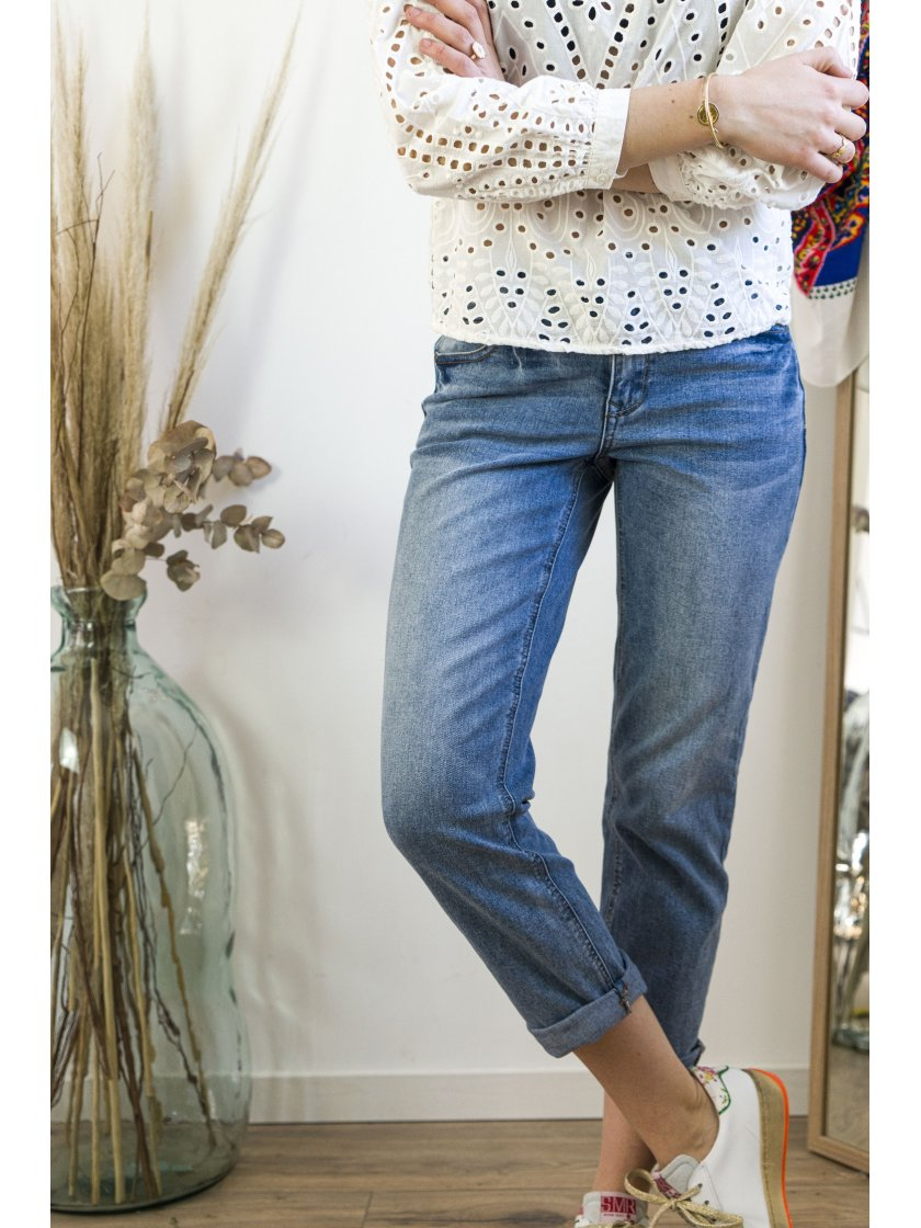 Jeans Crow regular Vila femme