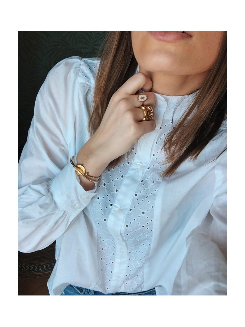 Chemise Kadi à dentelle Vero moda femme