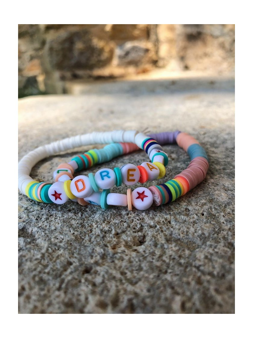 Bracelet Surfeur Dream Multicolore