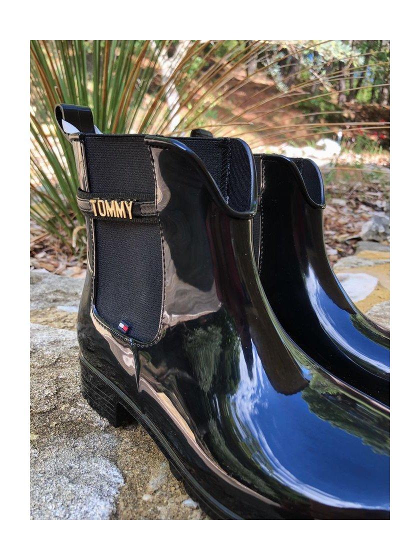 Bottes de pluie Brandi Tommy Hilfiger Femme