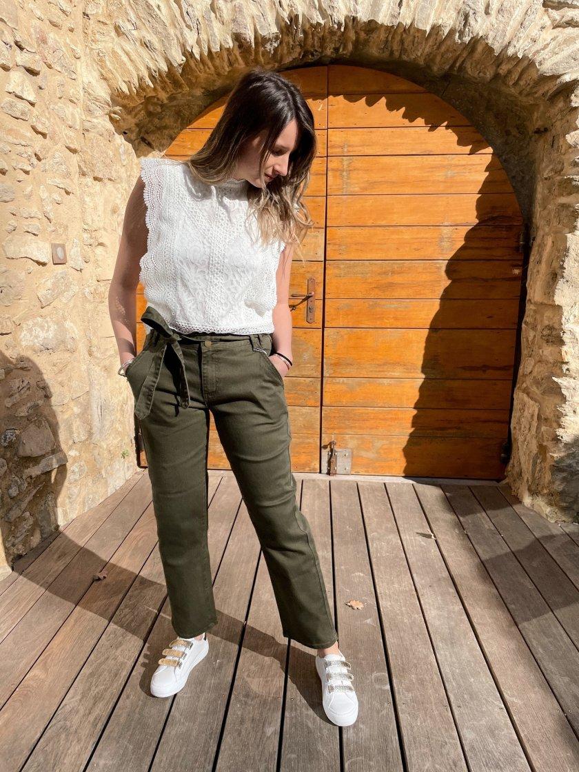 Pantalon Valeria Vila Femme