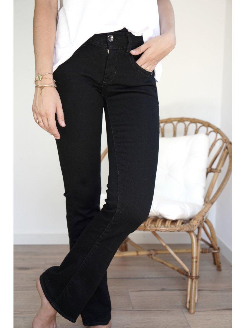 Jeans bootcut G-Star femme vista print